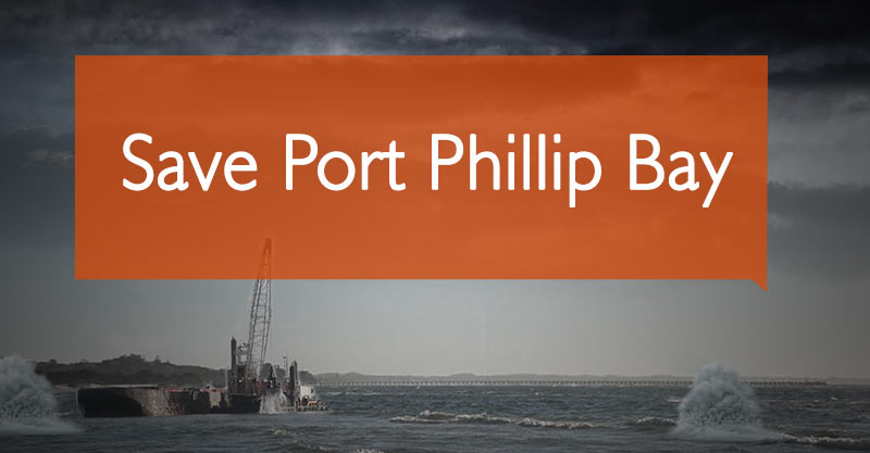 Save Port Phillip Bay